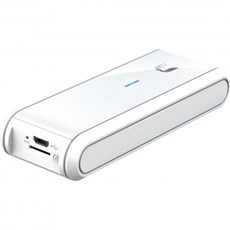 Ubiquiti Networks - UC-CK 0.1TB Ethernet Color blanco dispositivo de almacenamiento personal en la nube