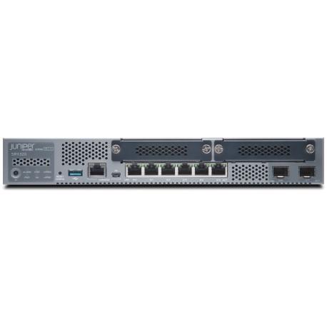 Juniper - SRX320 1000Mbit/s cortafuegos (hardware)