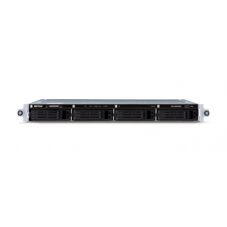 Buffalo - TeraStation 1400 NAS Ethernet Negro, Plata - 16297904