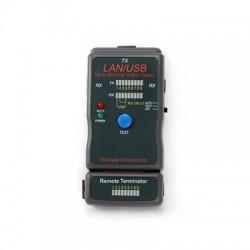 iggual - PSINCT-2 Negro comprobador de cables de red