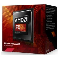 AMD - FX 6-Core Black Edition -6350 + Wraith cooler 3.9GHz 6MB L2 Caja procesador