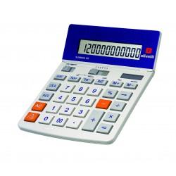 Olivetti - Summa 60 calculadora Escritorio Calculadora financiera Azul, Rojo, Blanco