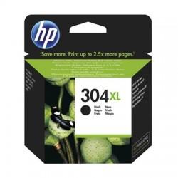 HP - 304XL Original Alto rendimiento (XL) Negro