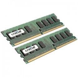 Crucial - 4GB DDR2 módulo de memoria 800 MHz