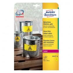 Avery - L6127-20 etiqueta autoadhesiva