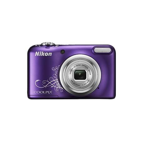 """Nikon - COOLPIX A10 Cámara compacta 16.1MP 1/2.3"""" CCD 4608 x 3456Pixeles Púrpura"""