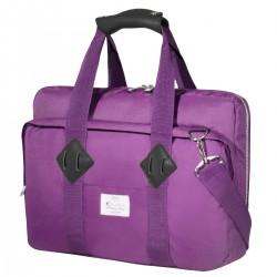 """e-Vitta - EVLB000462 maletines para portátil 40,6 cm (16"""") Bandolera Púrpura"""
