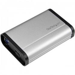 StarTech.com - Capturadora de Vídeo HDMI de Alto Rendimiento por USB 3.0 - 1080p 60fps - Aluminio