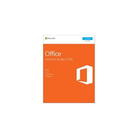 Microsoft - Office Home & Student 2016 1usuario(s) Español