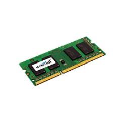 Crucial - 4GB PC3-12800 módulo de memoria DDR3 1600 MHz - 22012133