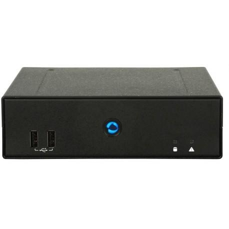 Aopen - DE7200 PGA946 2.4GHz i7-4700MQ 1,25l tamaño PC Negro