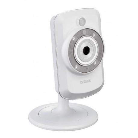 D-Link - DCS-942L Interior Color blanco cámara de vigilancia
