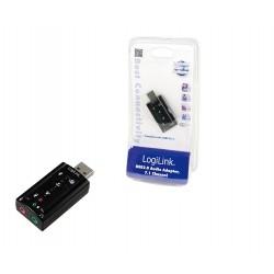 LogiLink - USB Soundcard 7.1 canales
