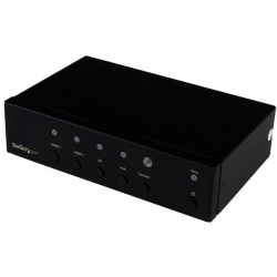 StarTech.com - Conmutador Automático Multi-entrada a HDMI - Switch Conversor - 4K