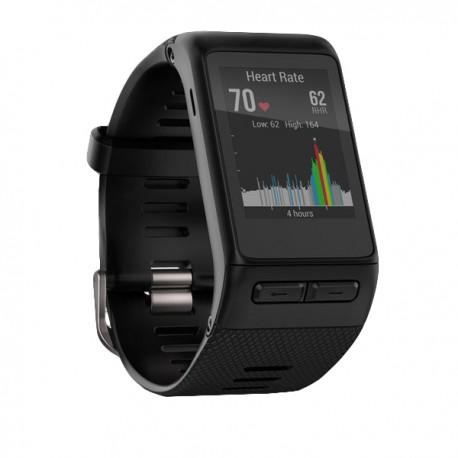 Garmin - vívoactive HR Pantalla táctil Bluetooth Negro reloj deportivo