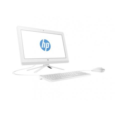 """HP - 20-c000ns 1.8GHz E2-7110 19.5"""" 1600 x 900Pixeles Color blanco PC todo en uno"""