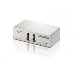 Aten - VS0202 interruptor de video VGA
