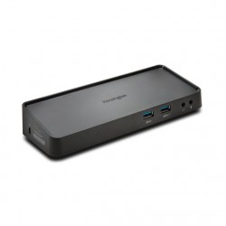 Kensington - Replicador de puertos 2K dual USB 3.0 de 5 Gbps SD3650 - DisplayPort y HDMI - Windows