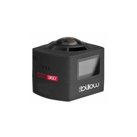 Billow - XS360PRO 16MP Full HD CMOS Wifi 84g cámara para deporte de acción