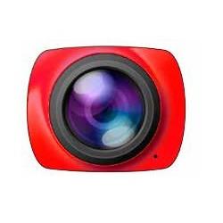 Billow - XS360PRO cámara para deporte de acción Full HD CMOS 16 MP Wifi 84 g - XS360PROR