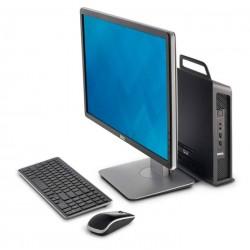 DELL - 482-BBBN soporte de CPU Soporte para CPU bajo mesa Negro
