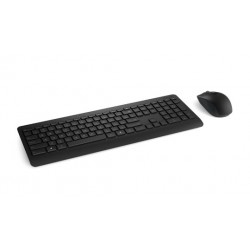 Microsoft - Wireless Desktop 900 RF inalámbrico Español Negro
