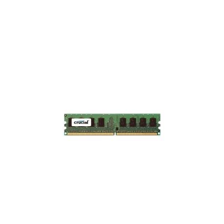 Crucial - 4GB DDR2 DIMM 4GB DDR2 667MHz módulo de memoria