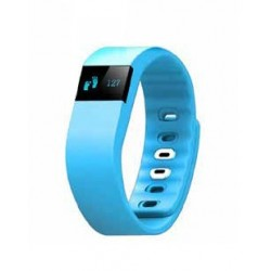 "Billow - XSB60 Wristband activity tracker 0.49"" OLED Inalámbrico Azul"