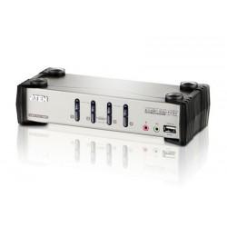 Aten - CS1734B interruptor KVM Plata