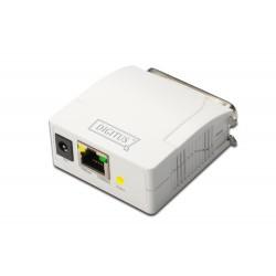 Digitus - DN-13001-1 servidor de impresión Blanco LAN Ethernet