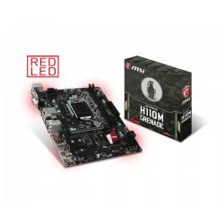 MSI - H110M GRENADE Intel H110 LGA 1151 (Socket H4) microATX placa base - 22212063