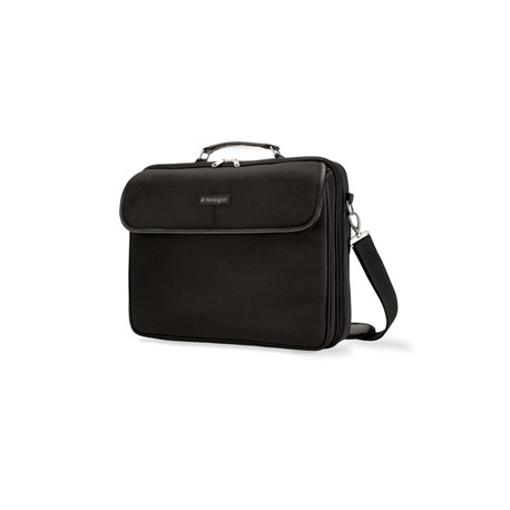 Kensington - Maletín Clamshell Simply portable para portátil 15,6''