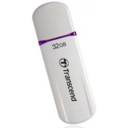 Transcend - JetFlash elite JetFlash® 620, 32GB unidad flash USB 2.0 Conector USB Tipo A Violeta