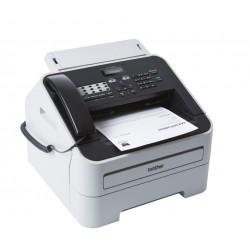 Brother - 2845 fax Laser 33,6 Kbit/s 300 x 600 DPI Negro, Blanco