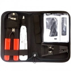 iggual - PSITK-NCT-01 Negro analizador de red