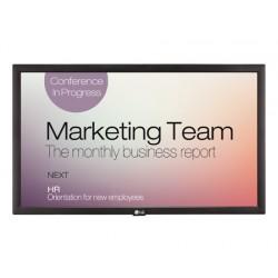 """LG - 22SM3B 55,9 cm (22"""") LCD Full HD Pantalla plana para señalización digital Negro"""