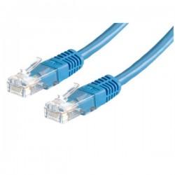Nilox - 2.0m Cat6 UTP cable de red 2 m U/UTP (UTP) Azul