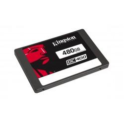 Kingston Technology - DC400 SSD 480GB Serial ATA III