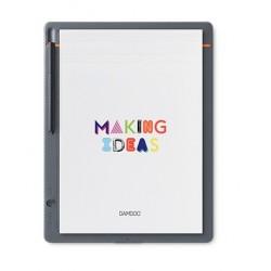 Wacom - Bamboo CDS-810S tableta digitalizadora Gris, Naranja
