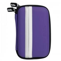 e-Vitta - FullColor Pocuh Púrpura, Color blanco