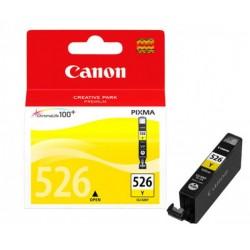 Canon - CLI-526 Y cartucho de tinta Original Amarillo 1 pieza(s)