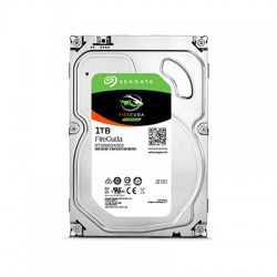 "Seagate - FireCuda ST1000DX002 disco duro interno 3.5"" 1000 GB Serial ATA III"