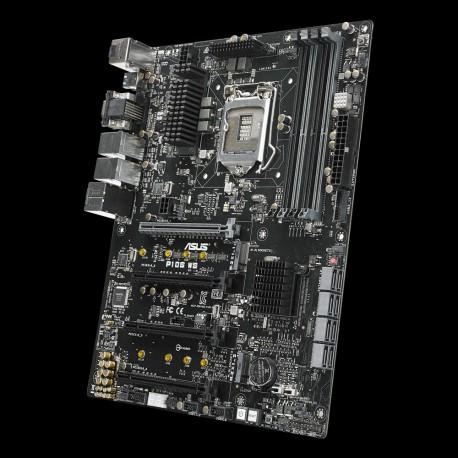 ASUS - P10S WS Intel C236 LGA 1151 (Socket H4) ATX placa base para servidor y estación de trabajo