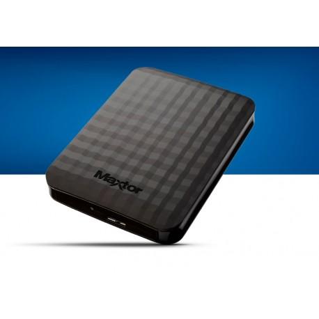 Seagate - Maxtor M3 1000GB Negro disco duro externo