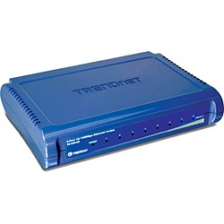 Trendnet - 8-Port 10/100Mbps Switch No administrado