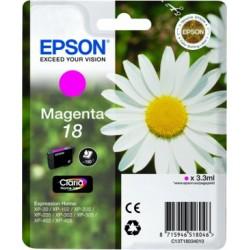 Epson - Daisy Cartucho 18 magenta - 22019195