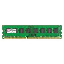 Kingston Technology - ValueRAM 4GB DDR3-1600 módulo de memoria 1 x 4 GB 1600 MHz