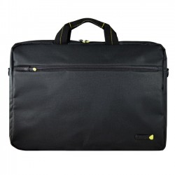 "Tech air - TANZ0124V3 maletines para portátil 39,6 cm (15.6"") Bandolera Negro"