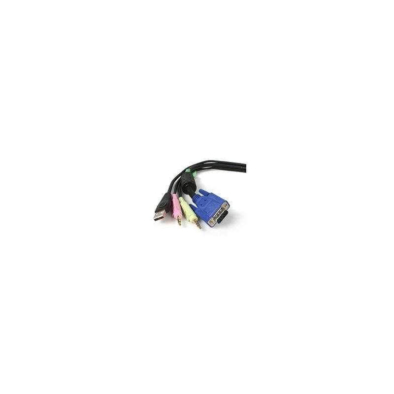 StarTech.com - Cable KVM Audio