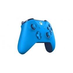 Microsoft - Xbox Wireless Controller Gamepad Analógico/Digital Bluetooth Azul